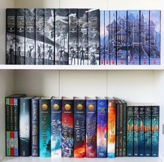 Shelfie by CelineReads Ya Books, I Love Books, Book Club Books, Book Lists, Books To Read, Deco Harry Potter, Theme Harry Potter, Book Challenge, Book Aesthetic