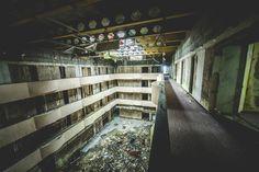 Hotel abandonado transformou-se numa atracção turística em São Miguel