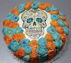tortas con calaveras mexicanas - Buscar con Google