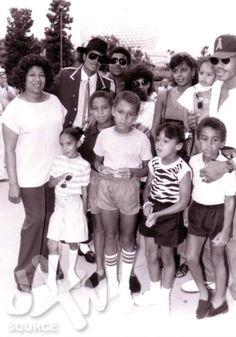 Michael Jackson and family 3t Jackson, The Jackson Five, Jackson Family, Janet Jackson, Jermaine Jackson, Michael Jackson, Gary Indiana, King Of Music, The Jacksons