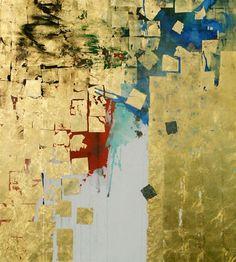 "Makoto Fujimura's ""Golden Summer."""