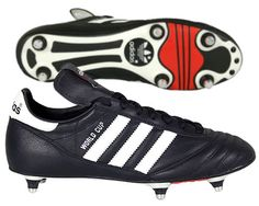 Adidas World Cup boots. Classic.