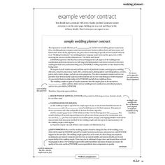 Law for Creatives Wedding Event Planner Client Contract Biz
