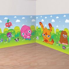 Moshi Monsters PartyScene Add-Ons£3.252pk