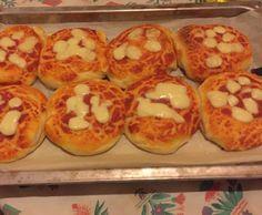 Pizzette morbidissime bimby