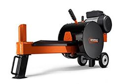 Generac K10, 10-Ton Kinetic Electric Log Splitter Electric Logs, Electric Motor, Manual Log Splitter, Lawn Equipment, Outdoor Power Equipment, Home Landscaping, Power Tools, Home Depot, Coloring Books