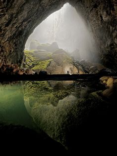 Hang Son Doong Cave, Vietnam. Photo by Carsten Peter