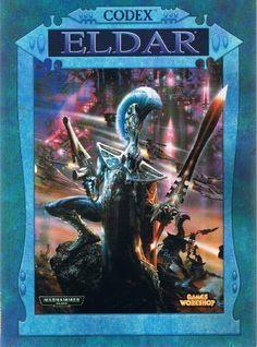 Eldar Codex (Warhammer 40k) Reading Online, Books Online, Workshop, Book Jacket, Warhammer 40k, Free Ebooks, Concept Art, Nostalgia, Fan Art