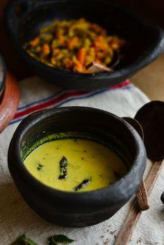 Pazham pulishery kurryleaves recipes pinterest kerala vellarikka manga curry mango currykerala foodindian food recipesvegetarian forumfinder Gallery