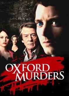 The Oxford Murders Le film The Oxford Murders est disponible sous-titré en français sur Netflix Canada   Ce fi...