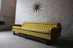 Unforgettable Adrian Pearsall Mid Century Modern Sofa for Craft Associates (U.S.A., 1950's) | Flickr – Condivisione di foto!