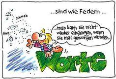 """""""#Worte ..sind wie #Federn......man kann sie nicht wieder #einfangen, wenn sie mal #geworfen wurden.""""  © #Nina #Dulleck #glaubensimpulse"""