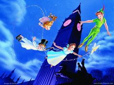 peter pan themed party - Google Search