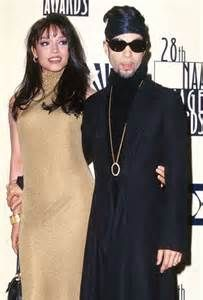 Prince and ex-wife Mayte - Bing Images