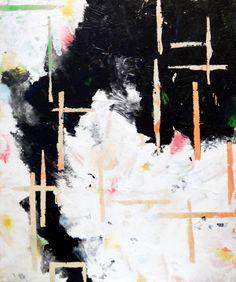 "Saatchi Art Artist Urbano Espinosa; Painting, ""Bolero"" #art #abstract"
