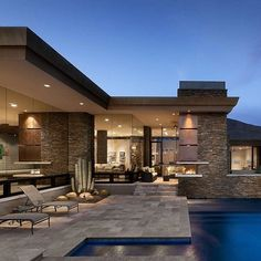 Pass Residence by Tate Studio Architects Location: Scottsdale, AZ, USA
