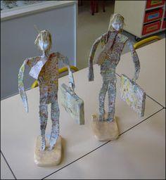 Partiiiir..... - Les cahiers de Joséphine Josephine, Art Plastique, Classroom, Fictional Characters, Class Room, Fantasy Characters