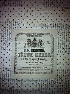D H Greenin  www.campaignfurniture.com    archive