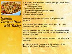 www.baltimorefitbodybootcamp.com #pasta #turkey