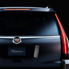 2015 Cadillac Escalade - Tail lights the reason i loved mine