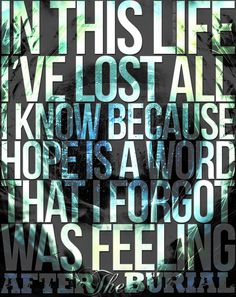 After The Burial - Servant of the Earth #lyrics
