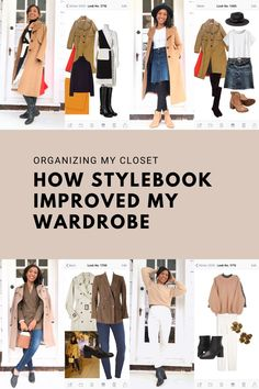 I finally feel like I have a wardrobe I actually love and that fits personal style, thanks to a little wardrobe management with Stylebook. The app has helped me take full advantage of the clothes I already own, given me insight into my personal style, and allowed me to make better shopping choices.55K Save Minimal Wardrobe, My Wardrobe, Capsule Wardrobe, Closet App, Virtual Closet, Wardrobes, Cool Things To Make, Styling Tips, Choices