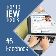 IEW Tool #5: The IEW Facebook Page
