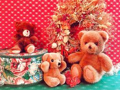 animated teddy bears images