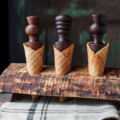 The Waffle Cone Roller