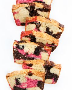 Neapolitan Loaf Cake