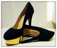 Charlotte Olympia #shoes #SpringSummer #FolliFollie #collection