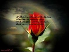 ▶ The Rose - Bette Midler - YouTube...sang this at my sister's wedding...words all too true...