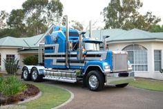 Klos Custom Trucks very first build