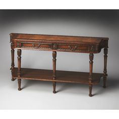 Found on Wayfair.com. Butler Masterpiece Console table.