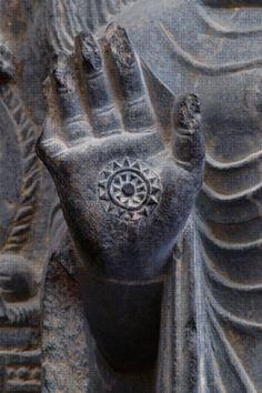 Hand of zen