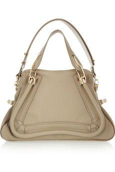f674ae9360ed Chloé - Paraty medium leather shoulder bag
