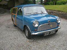 Classic Car Austin Mini Estate in Cars, Motorcycles & Vehicles, Classic Cars, Other Classic Cars | eBay