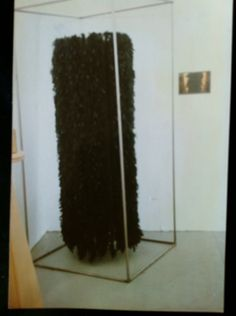 Feather cage by Zoe Bailey...degree show 90s