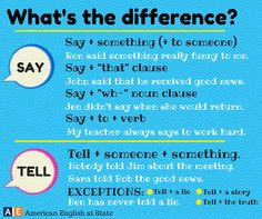 (1) What's the Difference - American English at State