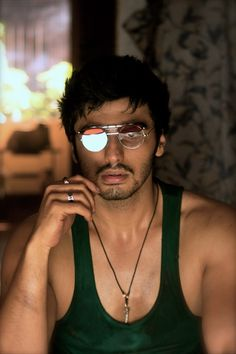Arjun Kapoor's first look from his next movie, #FindingFanny.