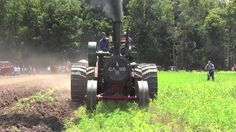 Michigan Steam Engine and Threshers Club Mason, Michigan Plowing