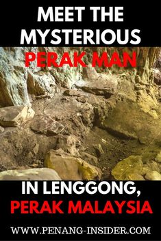 Definitive Guide to visiting Lenggong, Malaysia's Fourth and less-known UNESCO heritage site. Japan Travel Tips, China Travel, Malaysia Travel, Thailand Travel, Worldwide Travel, Travel Information, Culture Travel, Heritage Site, Southeast Asia