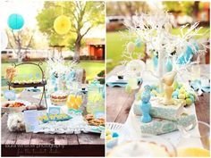 Kinser Event Company: Dessert Table