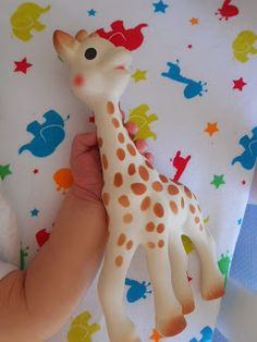 The best TOY FOR KIDS Sophie le Jirafe