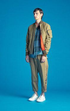 Undecorated Man Spring Summer 2016 Primavera Verano #Menswear #Trends #Tendencias #Moda Hombre - C.N.M.T.