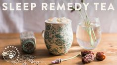 Sleep Remedy Tea to knock you out! ALLERGY RELIEF Tea: https://youtu.be/ihePYDVItPc COLD REMEDY Tea: https://youtu.be/pvU-Cop-rkQ SUBSCRIBE for more Lifestyl...