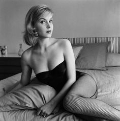 vintage everyday: Stunning Black and White Fashion Photography by Paul Huf in the 1960s and 1970s