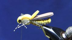 The Hollywood Hopper is a more realistic hopper pattern from my vise. It sits low and has a great hopper profile. It looks complicated, but once you figure out…