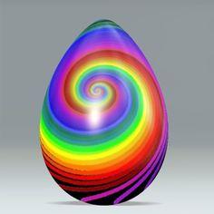 Spiral egg by Marco Braun