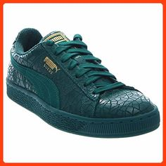 huge selection of 00afa 5a5e1 Puma Suede Crackle Men US 9 Green Sneakers   Be sure to check out this  awesome product.